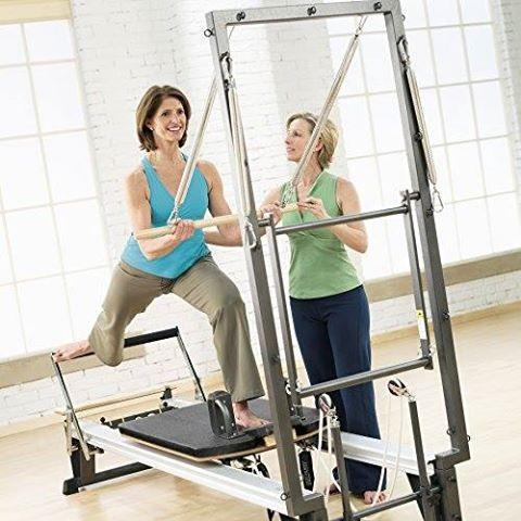 Stott Pilates személyi edzővel Pilates gépes egyéni kurzus tavasz