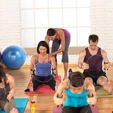 csoportos Pilates