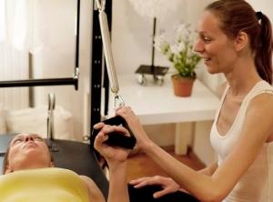 Pilates gépes egyéni óra