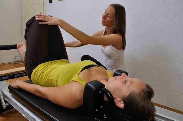 Pilates személyi edzővel