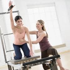 Pilates gépes személyi edzés